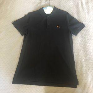 Men's Burberry Polo black size large